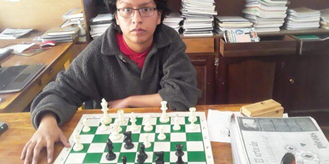 Fuente: Federación Boliviana de Ajedrez