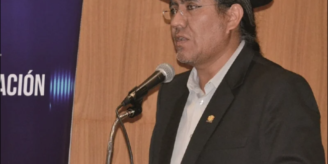 Diego Pary Rodríguez, el nuevo embajador ante la ONU. Foto:Archivo / Página Siete