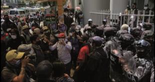 Una protesta del movimiento de los aportantes a las AFP en la ciudad de La Paz. / Foto: Archivo