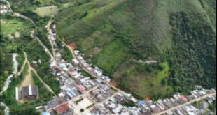 Una vista del valle de Cauca, Colombia. Foto: El Espectador