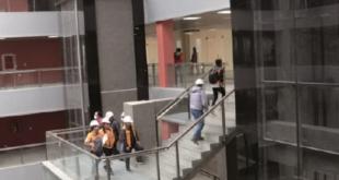La flamante infraestructura será entregada hoy. Foto:Alcaldia El Alto