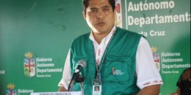 El director del Sedes Santa Cruz, Marcelo Ríos. / Archivo