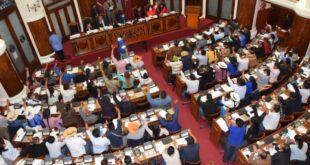 Diputados aprobaron ley transitoria para garantizar las elecciones subnacionales y será tratada en Senado.