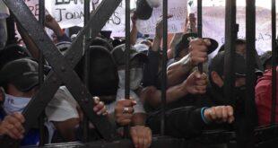 Las cárceles del país se encuentran hacinadas y requiere un descongestionamiento, sostuvo el viceministro Emilio Rodas.
