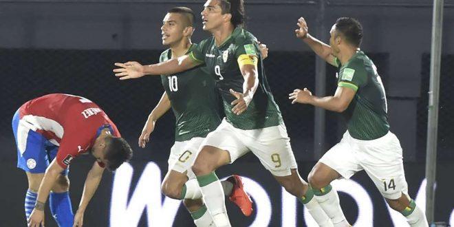 Martins anotó su gol 21 con la camiseta verde Foto: AFP