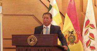 Rafael Boyán es vicepresidente del BCB