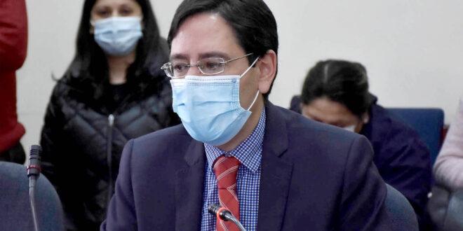 El presidente del TSE, Salvador Romero. APG
