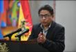 El ministro de Justicia, Iván Lima, dice que priorizará el consenso para reformar la justicia. Foto: Archivo