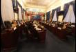La Cámara de Senador aprobó esta noche con modificaciones la ley de impuesto a las grandes fortunas en Bolivia. Foto: Pamela Pomacahua / Página Siete