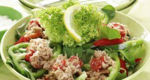 Los vegetales son muy importantes en la dieta de un diabético.