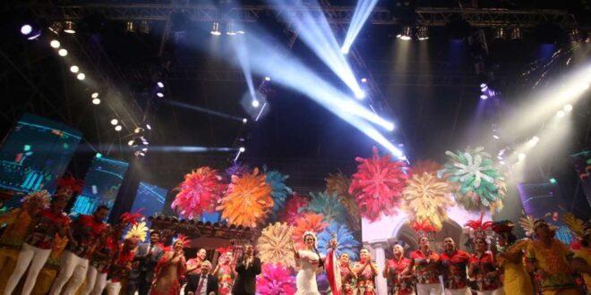 La coronación de la reina del Carnaval será virtual en un gran escenario / Fuad Landívar