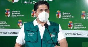 Director del Sedes Santa Cruz, Marcelo Ríos. Foto/captura