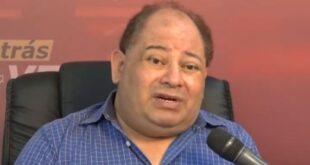 El exministro de Gobierno y precandidato del MAS a la Gobernación de Santa Cruz, Carlos Romero. Foto: Captura de video / Detrás de la verdad