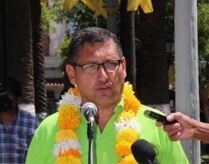 Oscar Montes candidato a gobernador de tarija