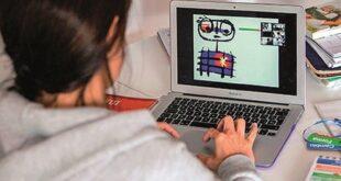 El 2019, varios estudiantes pasaron las clases virtuales. Foto:Archivo