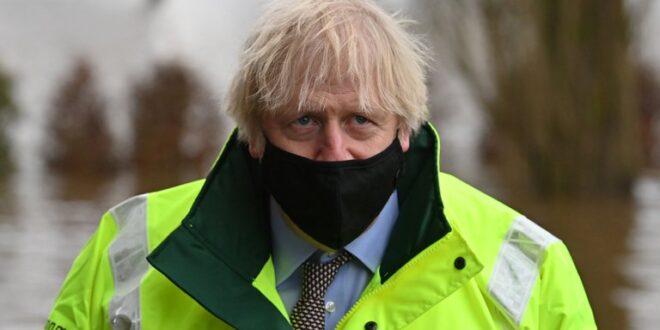 El primer ministro británico Boris Johnson. Foto: Paul Ellis/via REUTERS