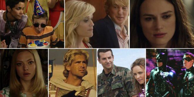 Películas con grandes elencos que fracasaron en la taquilla
