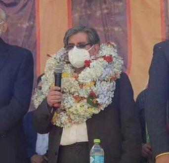 El candidato Waldo Albarracín. (Foto: Archivo)