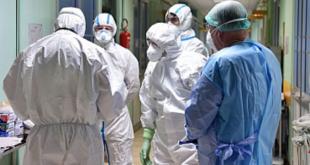 Trabajadores de salud. Foto: Internet.