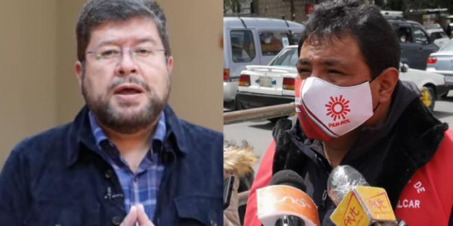 Foto: Captura de video: Radio Líder.