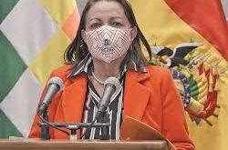 La exministra de Salud, Eidy Roca. / Foto: Archivo