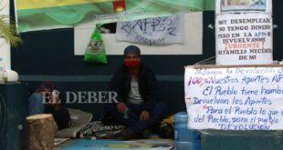 Desde 2020 los aportantes piden la devolución de sus recursos/Foto: Ricardo Montero
