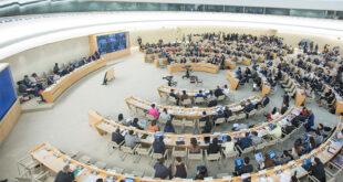 El Consejo de DDHH del organismo. Foto referencial / ONU