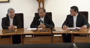 La CEB dio a conocer el pronunciamiento. Foto: captura.