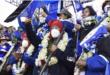 El presidente Luis Arce en un acto del Movimiento Al Socialismo (MAS) | APG