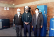Inauguración de la planta de oxígeno de la UTO. Crédito: el Fulgor / 08.04.2121