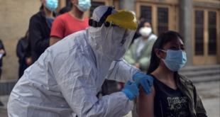 La vacunación masiva en La Paz. / Foto: Archivo