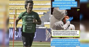 Capitán de la Selección nacional Marcelo Martins. | Agencias