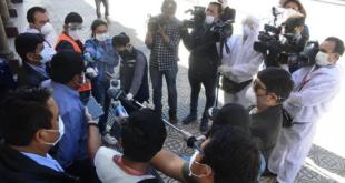 Trabajadores de la prensa en la pandemia.   José Rocha