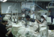 Actividades manufactureras en La Paz.