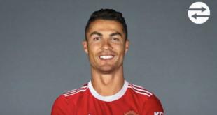 Cristiano Ronaldo con la camiseta del Manchester United para la temporada 2021-2022. / Foto: @ManUtd.