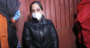 Carolina Ribera, hija de Jeanine Áñez. | Foto archivo | EFE