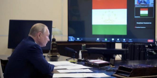 Vladimir Putin, presidente de Rusia. | EFE