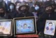 Familiares de las víctimas de Senkata